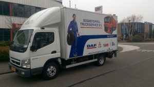 Boonstoppel Truckservice - 24 uurs service