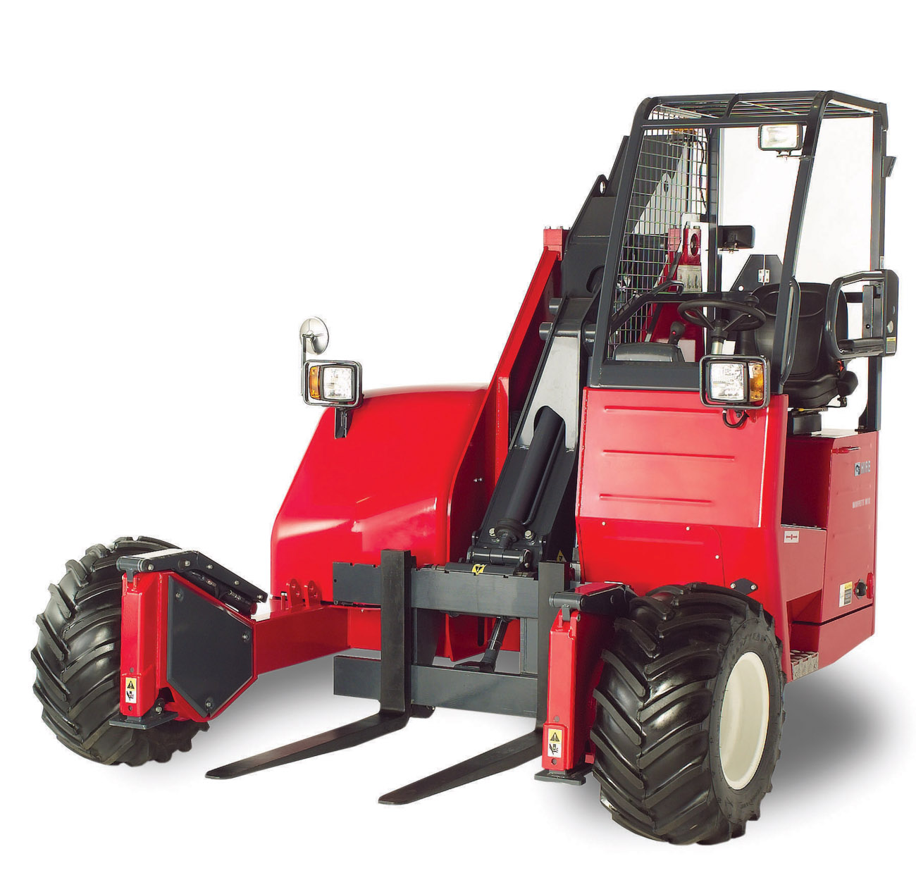 Boonstoppel Truckservice - Moffett Meeneemheftrucks