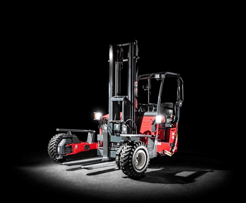 Boonstoppel Truckservice - Moffett M4 NX