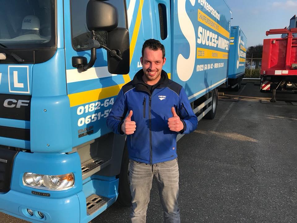Boonstoppel Truckservice Waddinxveen - Chauffeurstraining