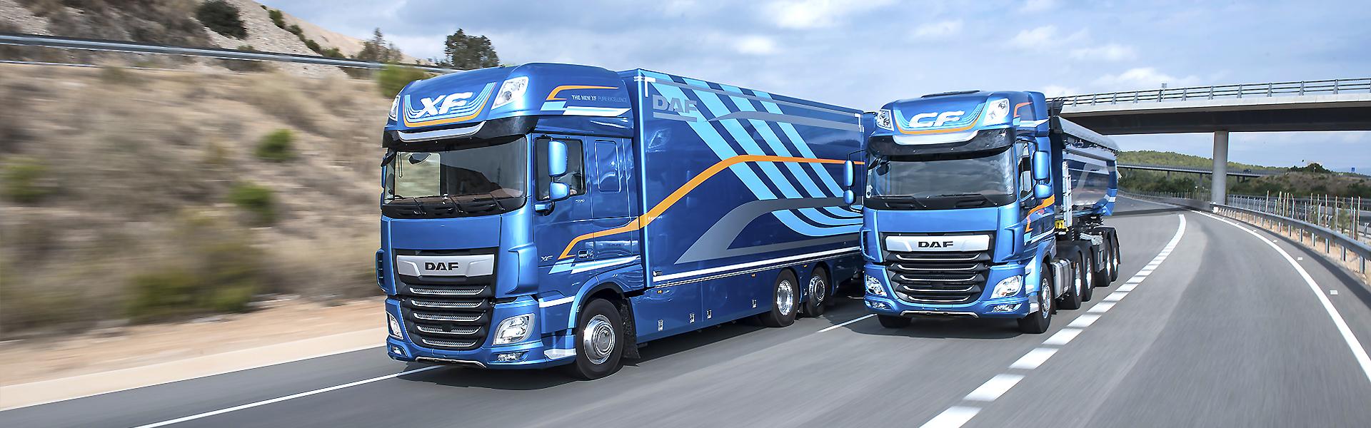 Boonstoppel Truckservice Waddinxveen - DAF Truck XF CF